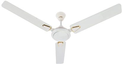 Solimo Swoosh 1200mm Ceiling Fan (White 2021)